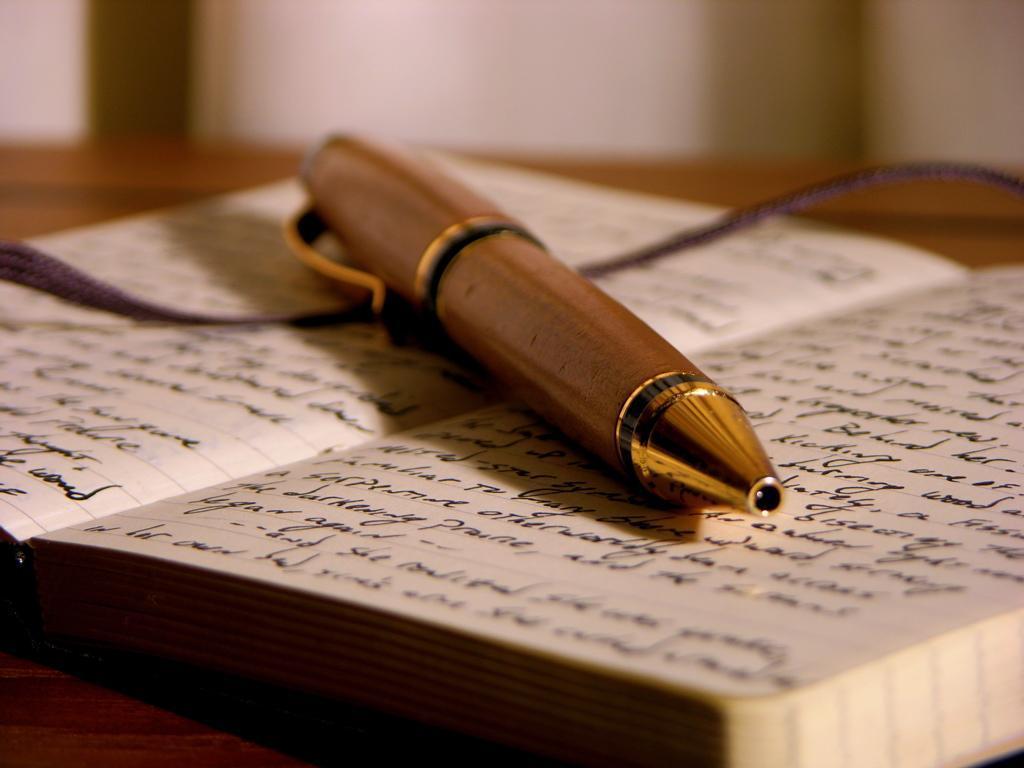 tumblr static pen paper writing